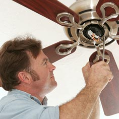 Lights & Fan Repair & Installation
